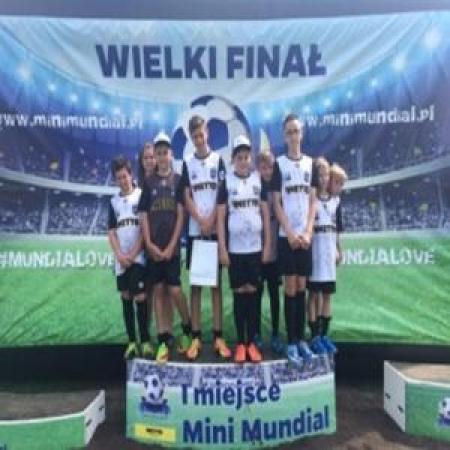 Netto Mini Mundial 2017 r.  w Szczecinie