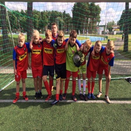 Mistrzostwa Gminy w mini piłce nożnej