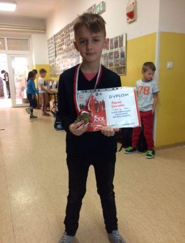 Wielki sukces Alana w XXX Jubileuszowej Mili Goleniowskiej