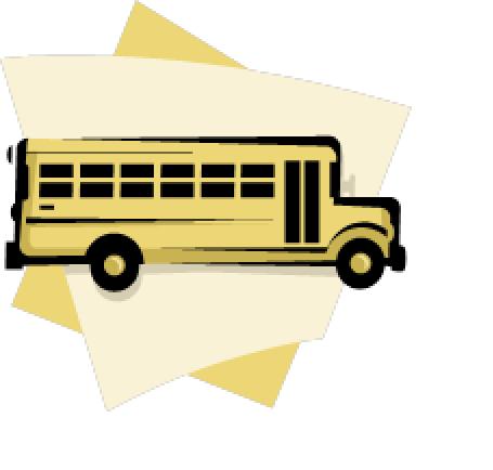 Rozkład jazdy autobusu w roku szkolnym 2020/2021
