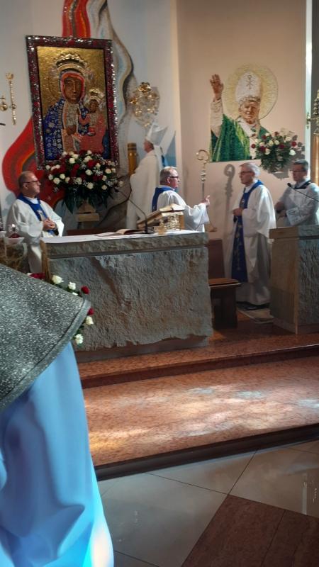 Uroczystość w Krępsku
