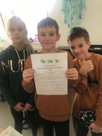 Akcja  Sprzątanie Świata z PGK w Goleniowie