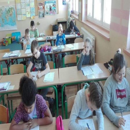 Konkurs z języka polskiego