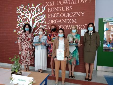 XXI Powiatowy Konkurs Ekologiczny w Kliniskach Wielkich